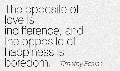 Citations -Tim Ferriss - Etre plus efficace, vivre la vie de ses rêves | HORIZOOM