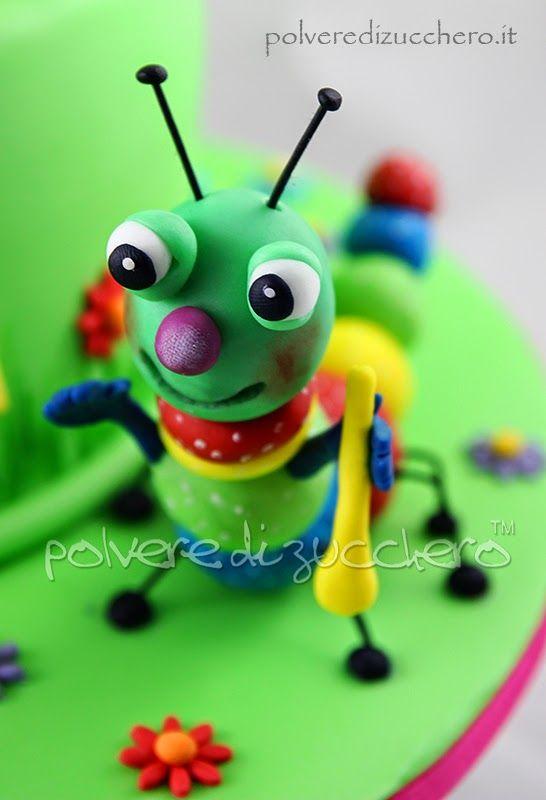 Baby Tv Cake Billy E Bam Bam Mick Henry Tulli Big