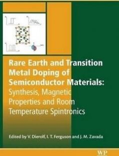 Rare Earth and Transition Metal Doping of Semiconductor Materials Synthesis Magnetic Properties and Room Temperature Spintronics free download by Volkmar Dierolf Ian Ferguson John M Zavada ISBN: 9780081000410 with BooksBob. Fast and free eBooks download.  The post Rare Earth and Transition Metal Doping of Semiconductor Materials Synthesis Magnetic Properties and Room Temperature Spintronics Free Download appeared first on Booksbob.com.