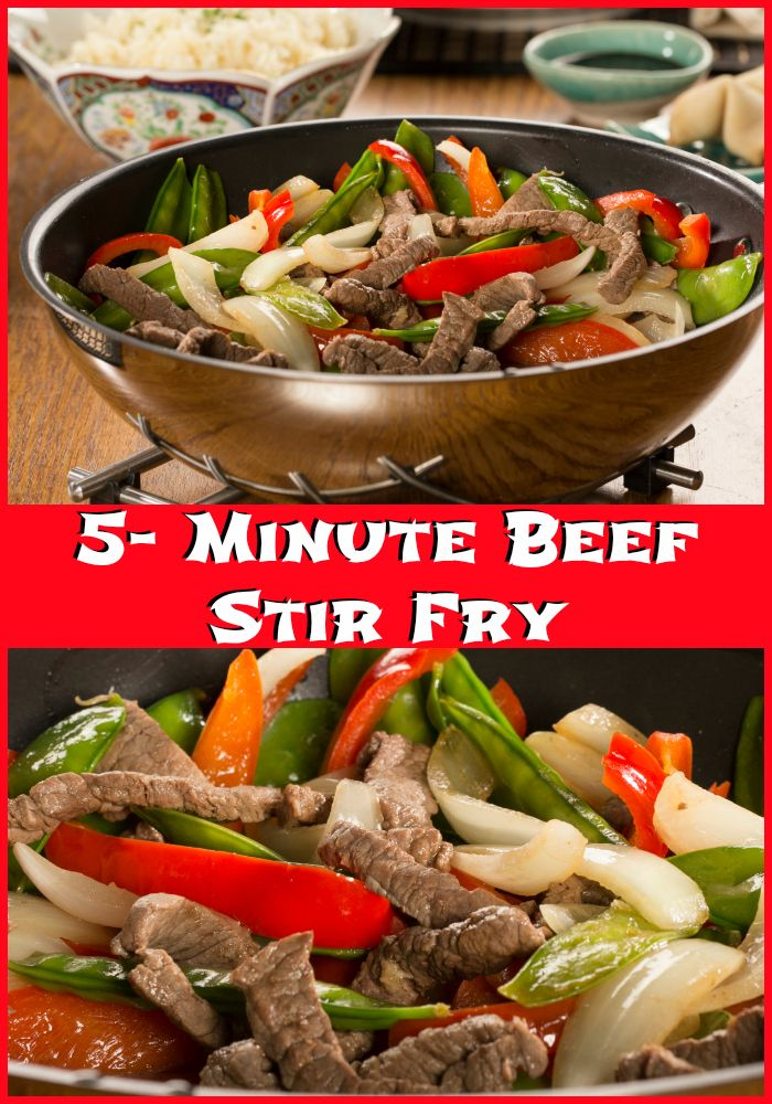 Celebrate Chinese New Year with a 5-Minute Beef Stir Fry ...