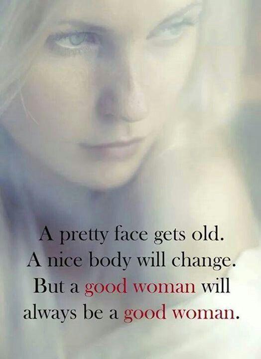 Inner beauty will last forever