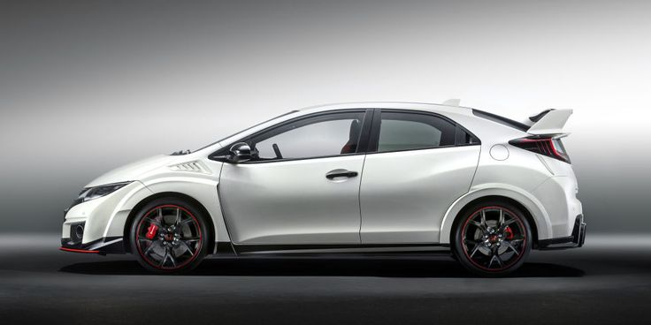 306-hp Honda Civic Type R taunts us from Europe