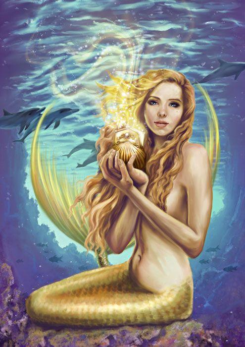 Holding Magic by Selina Fenech