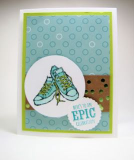 Maddiebug Designs - Epic - Stampin' Up!, Sale-a-bration 2018 - Epic Celebrations (SAB 2018)