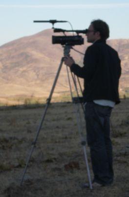 Filmmaker Randy Bell