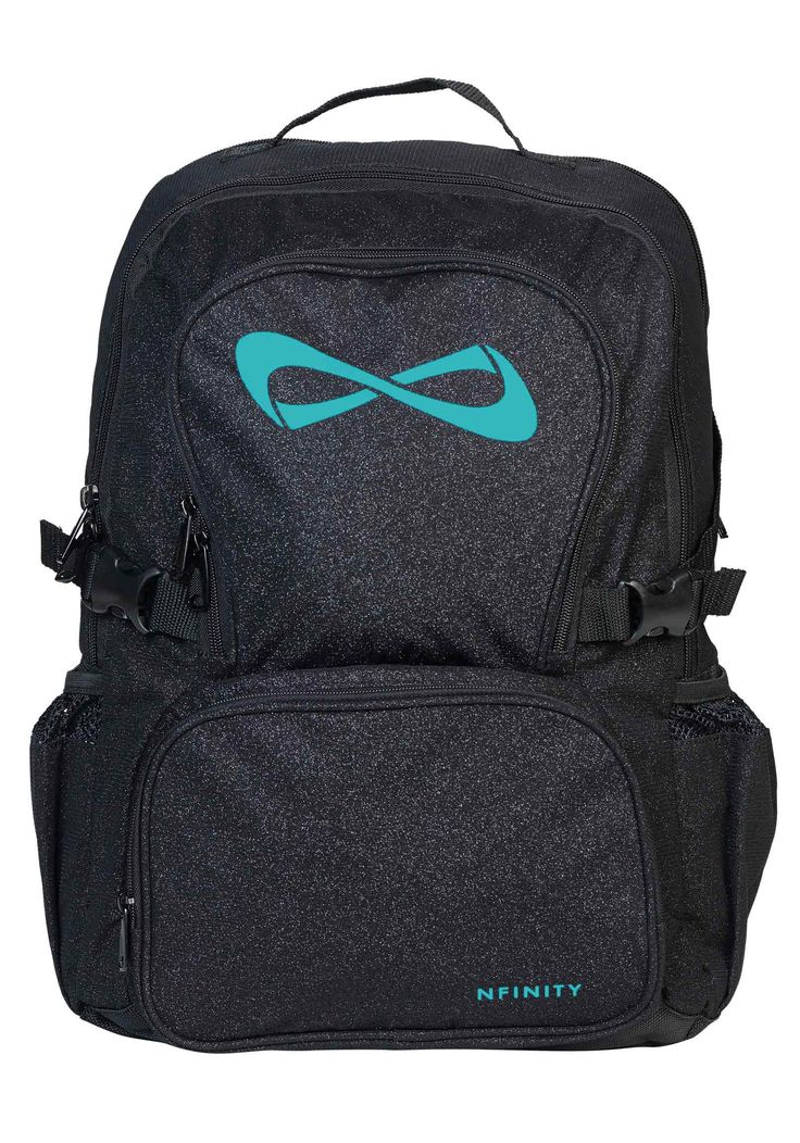 Nfinity Colored Sparkle Backpack | Team Cheer