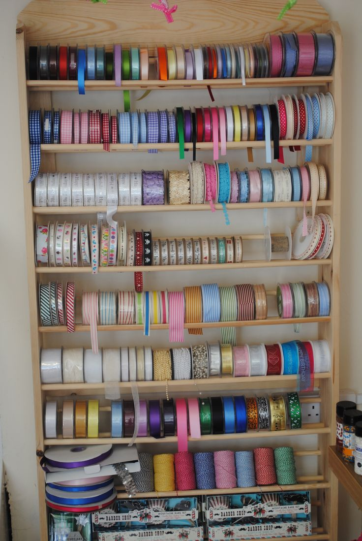 A selection of ribbons