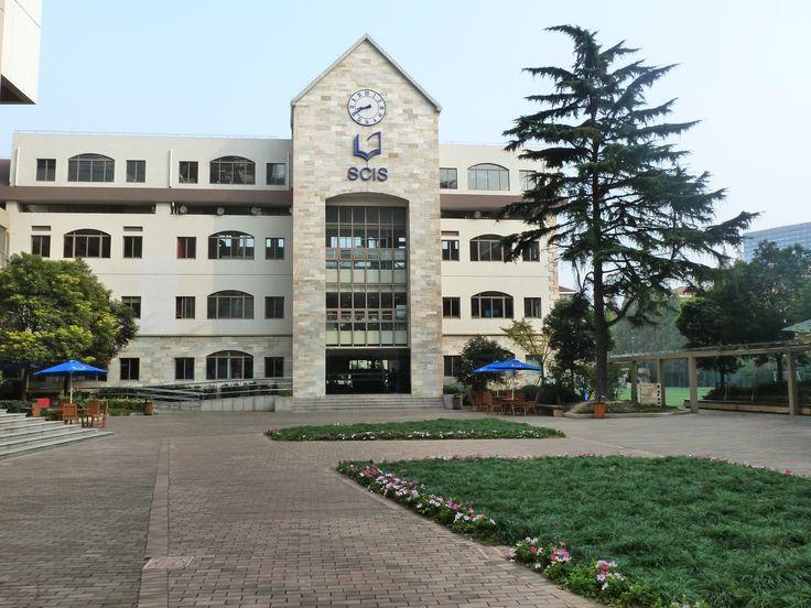 SCIS - Shanghai Community International School. My Daughter's school, Hongqiao Shanghai