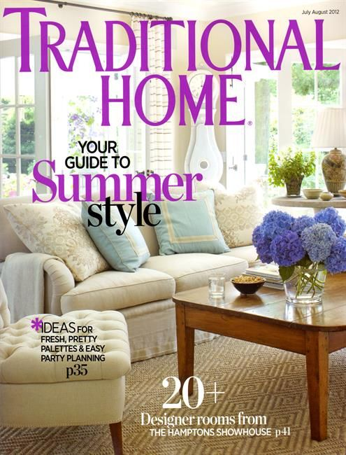 Best 25+ Traditional home magazine ideas on Pinterest ...