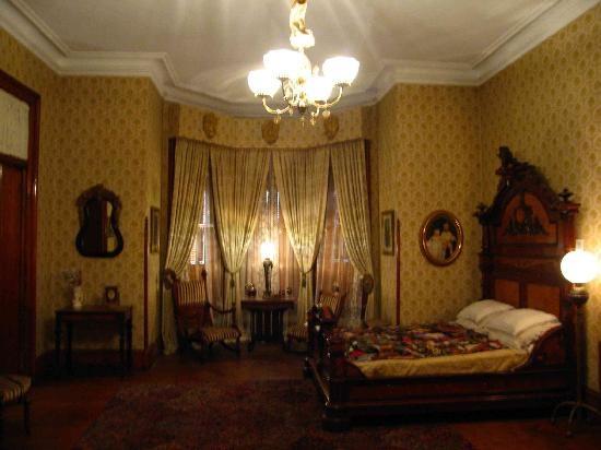 President Benjamin Harrison s bedroom. 17 Best images about US Presidents   23  Benjamin Harrison on