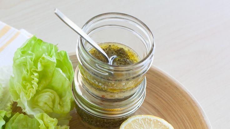 Lemon Dilly Vinaigrette
