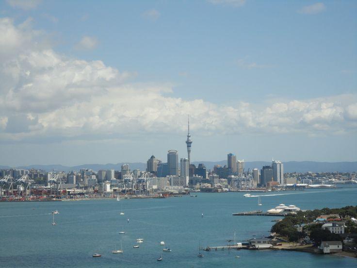Auckland New Zealand..