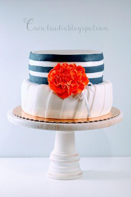 Cuculandia: Marynarski tort na Chrzest Św.