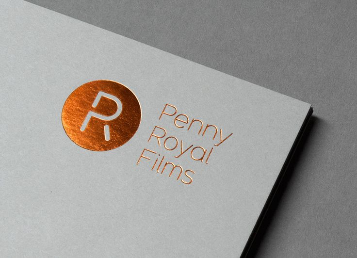 Penny Royal Films designed by Alphabetical