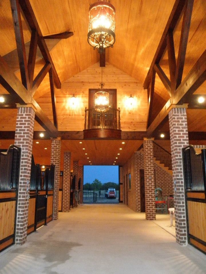 Superior Sharing Some Beautiful Horse Barns With Aisles That Will Make Your Jaw  Drop. This Is Serious Stable Style.