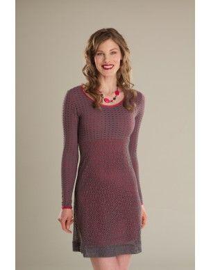 Robe/Dress Dulce de Leche - KARKASS fashion designer. Mode québécoise / Made in Quebec