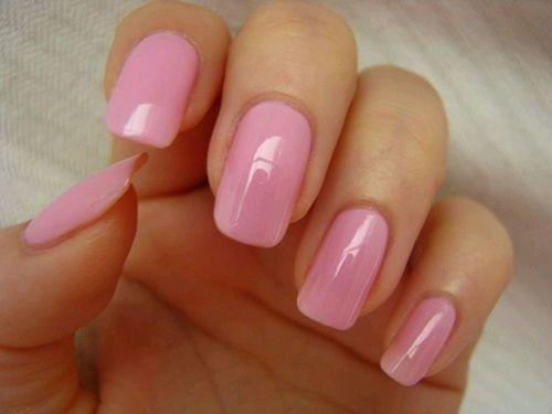 Nice Pink Nails
