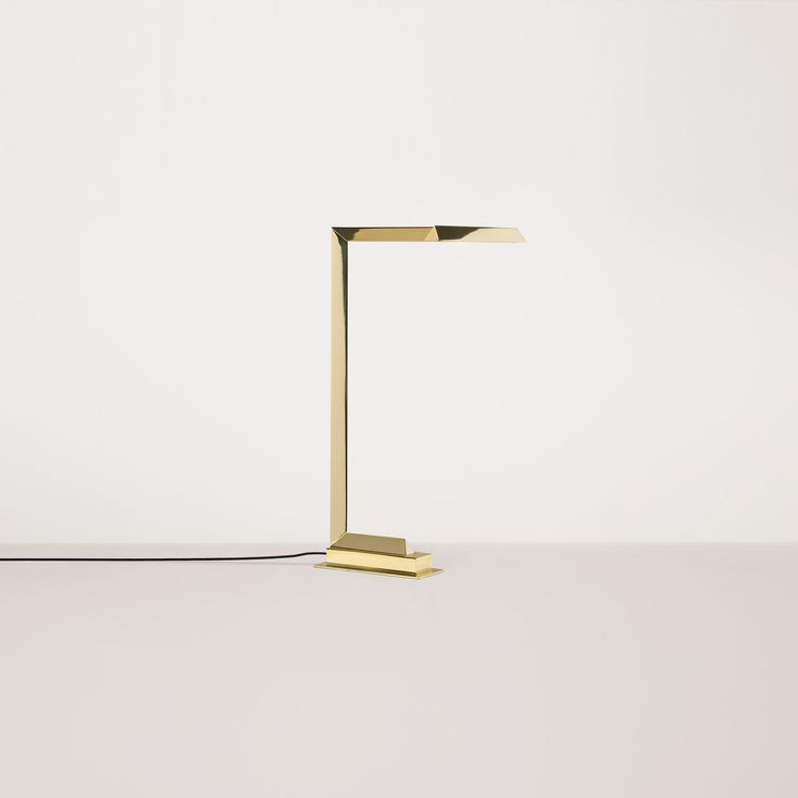 STYDD table lamp by Bruno Moinard