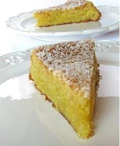 TORTA CAPRESE AL LIMONE - SENZA GLUTINE ~ Le Mille e una Torta di Dany e Lory ♥