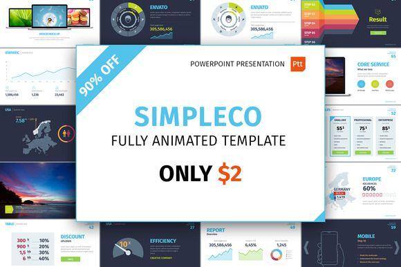 SIMPLECO: Power point presentation  @creativework247