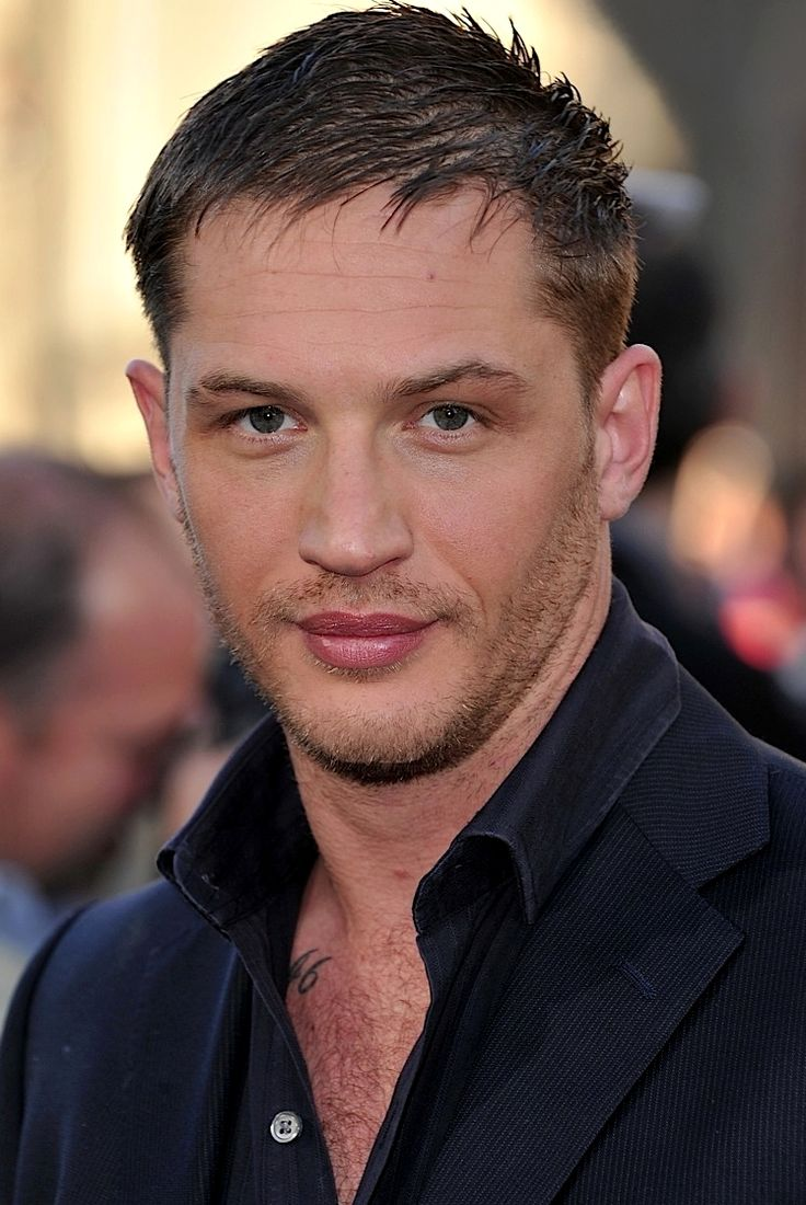 tom hardy | I'm from a nice, suburban, middle-class family, but my tattoos remind me where I've been.