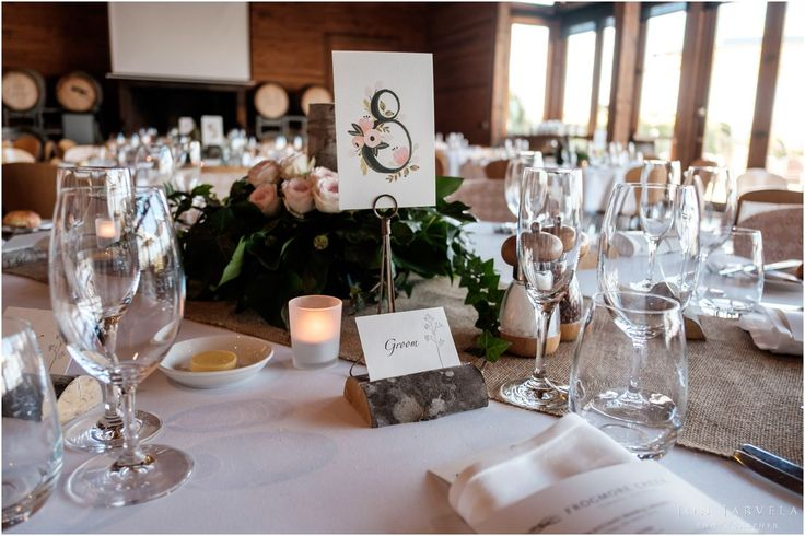 Simple and elegant table settings #frogmorecreek #love #weddingstyling