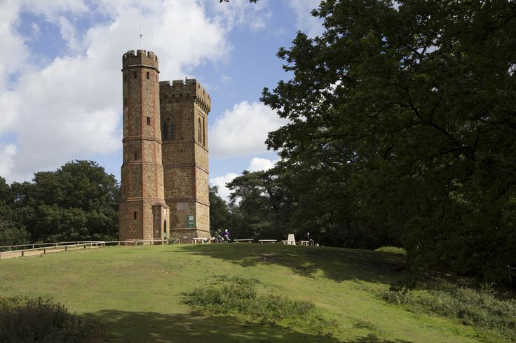 The Tower at the top of Leith Hill