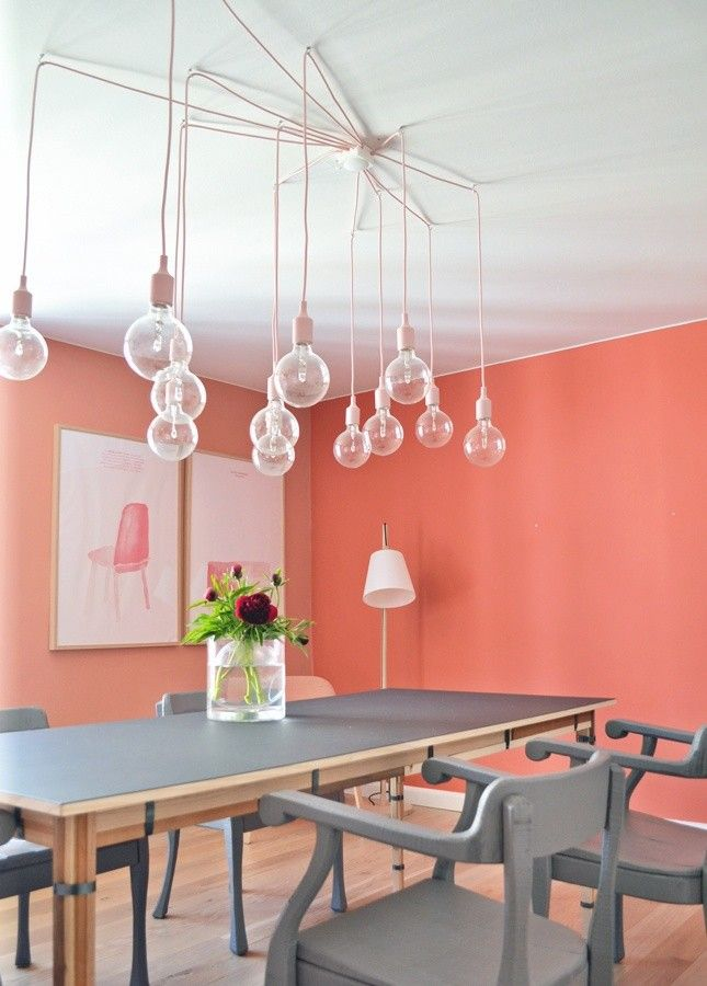 Colours of the Year 2016 - Peach Echo