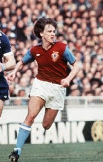 John Deehan Aston Villa 1977
