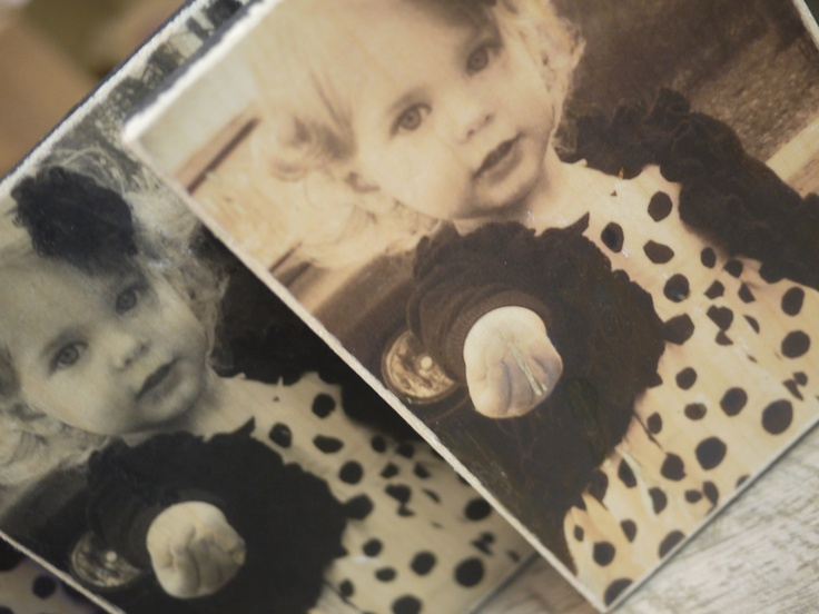 If your photo is black & white you can keep as black & white or choose sepia for a more golden brownish tone.  See the description section of this board for ordering details!