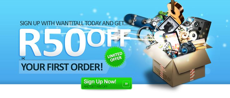 Check out the the cool stuff on Want It All!