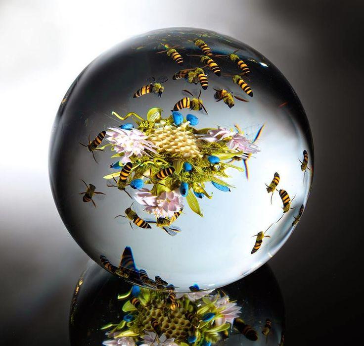 Amazing Glass Art by Paul Standkard | Smile Greek