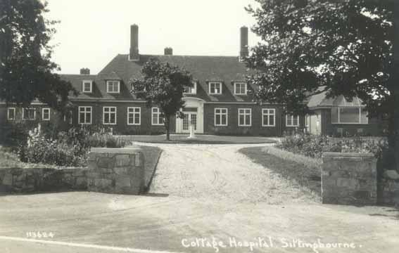 Sittingbourne Cottage hospital