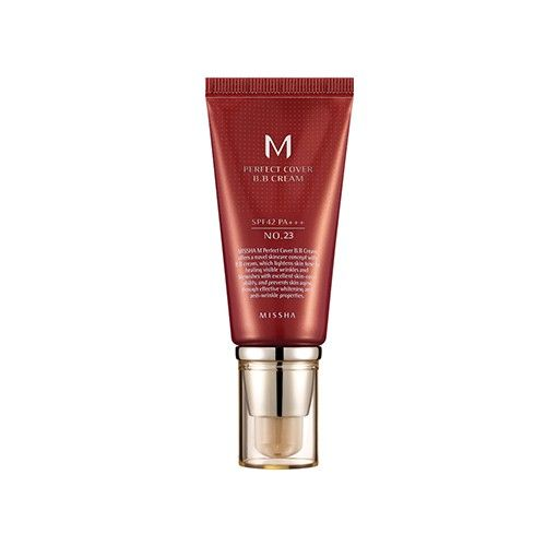 M Perfect Cover BB Cream SPF 42 PA+++ - 23