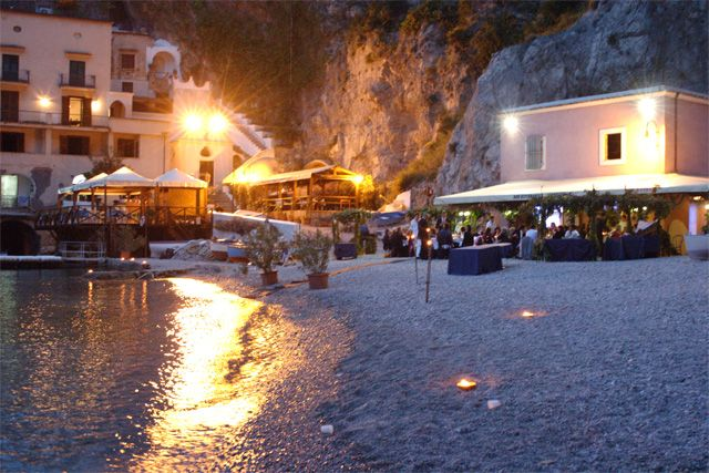 The boat trip - La Tonnarella, Conca dei Marina This was THE standout restaurant of our week on the Amalfi coast. The food was incredible and beyond fresh at this beachfront trattoria
