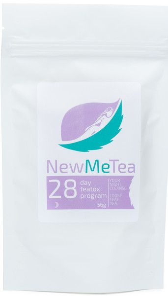NewMeTea Night Cleanse - 28 Day Teatox. Get yours at newmetea.net/products