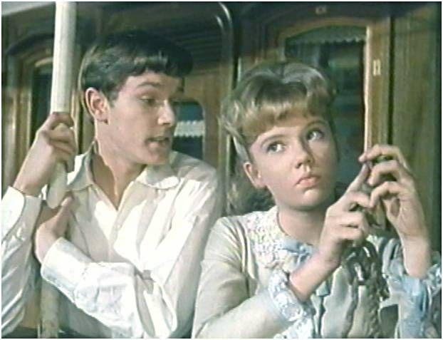 Hayley Mills: Castaway 1962 - YouTube