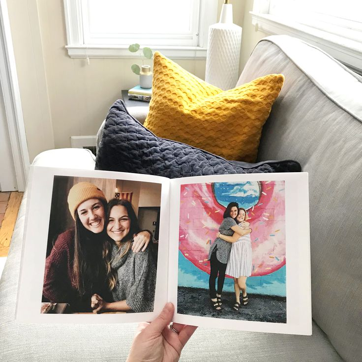 """Print Your Instagrams And Camera Role   Turn your social media snaps into a high-quality 8"""" Softcover Photo Book - these are perfect for displaying on your coffee table! 📚☕"""