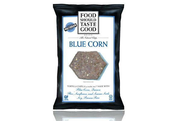 Food Should Taste Good | Tortilla Chips | Blue Corn. All of their Tortilla Chips are Certified Gluten Free.