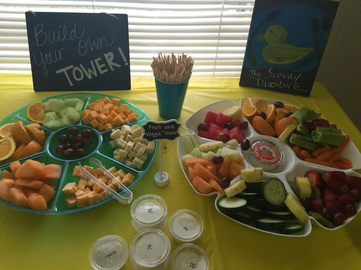 Food Idea For Tangled Rapunzel Party Healthy