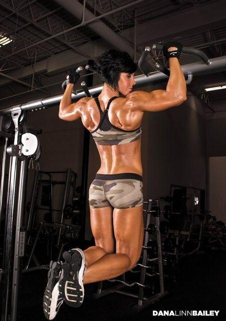 Dana Linn Bailey Amazing Physique