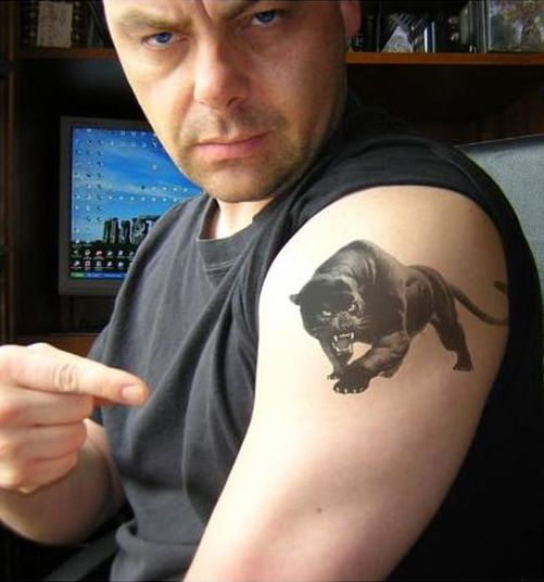 Panther Tattoos Handsome and Stylish Tattoo Ideas   Styles Hut