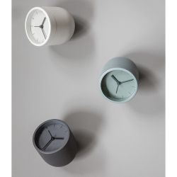 Menu Tumbler Alarm Clock by Norm Architects | Scandinavian alarm clock that shutss off upside down | MenuDesignShop.com