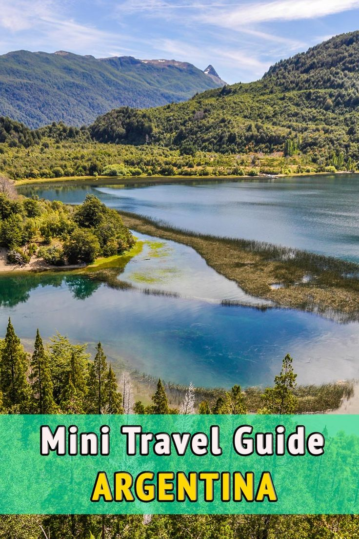 Mini travel guide to Argentina. Useful tips and information to prepare your travel to Argentina. When to go, where to stay and eat, visa, medical information, and much more.