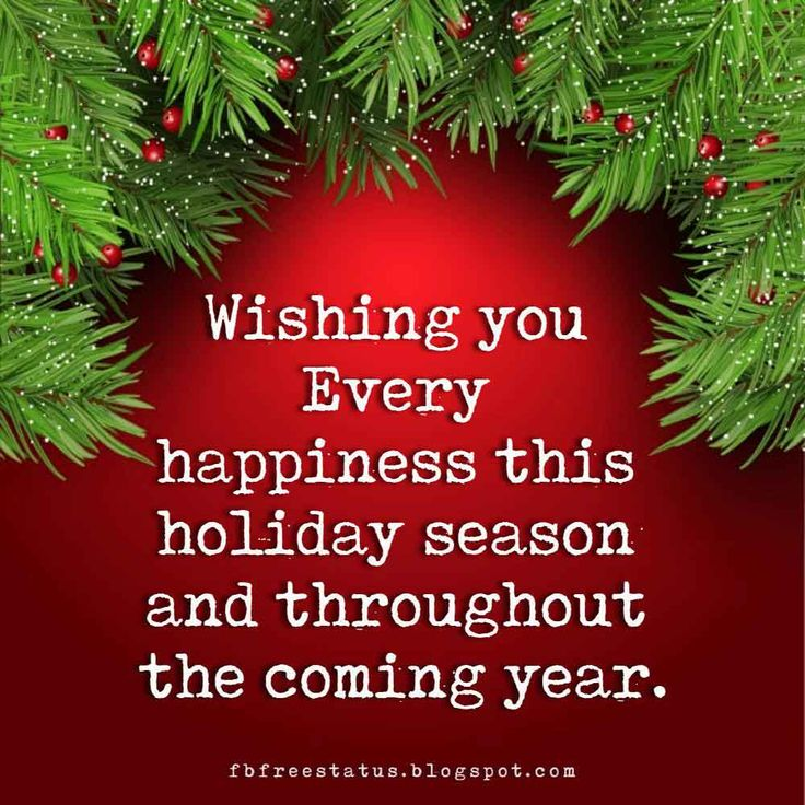 Holiday Greeting Quotes For Business: 405 Best Christmas Quotes Images On Pinterest