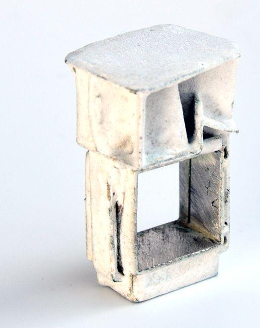EXPO Filo Rosso - Giovanni Sicuro 'hollow' ring: