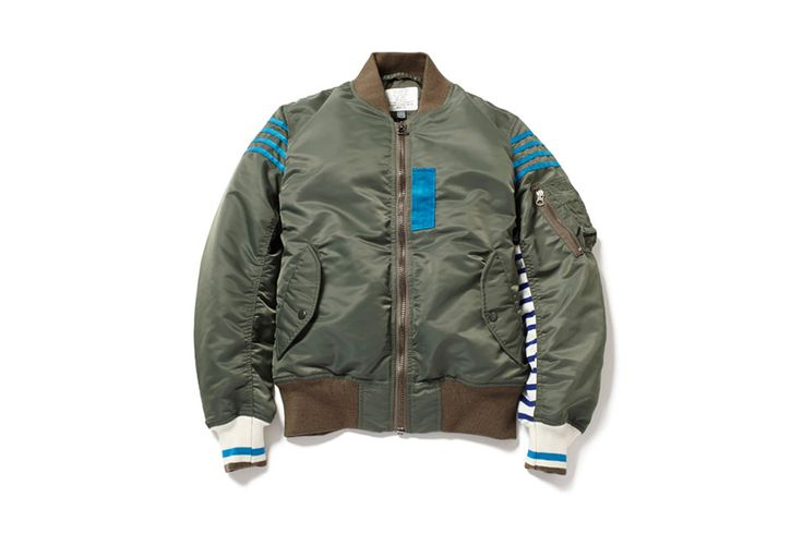 With the resurgence of the MA-1 jacket in popular fashion, HYPEBEAST mainstay fragment design taps heritage brand Avirex for a collection of military-inspired jackets. The two-part collection features...