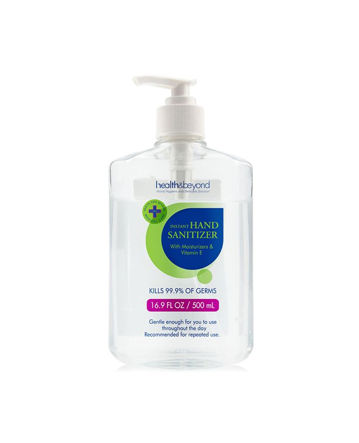 Assured Hand Sanitizer With Aloe 10 Oz Bottles Hand Sanitizer
