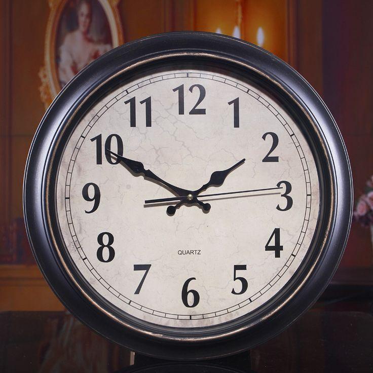 Одноместный home decor винтаж саат relojes сравнению decoracion смотреть большой цифровой relogio parede настенные часы кухня черный пластик