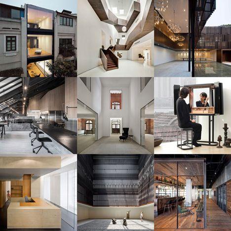 New Pinterest board: Neri&Hu | Architecture | Dezeen